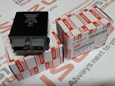 8982339760 Реле стеклоочистителя с таймером N-серии